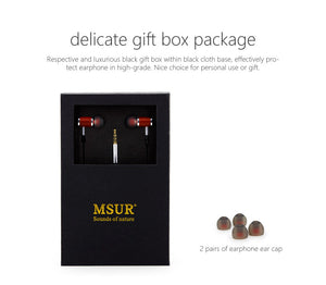 MSUR C210 In-Ear Headphone - DestinYAudio
