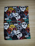 "A5 NicDori Travellers Notebook Starter Pack - Star Wars ""Baddies"""