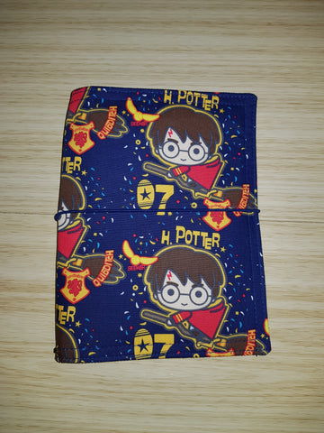 B6 NicDori Travellers Notebook Starter Pack - H.Potter Quidditch 07