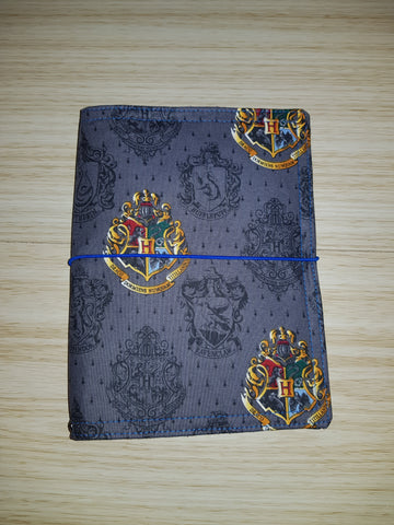 B6 NicDori Travellers Notebook - Ravenclaw Inspired