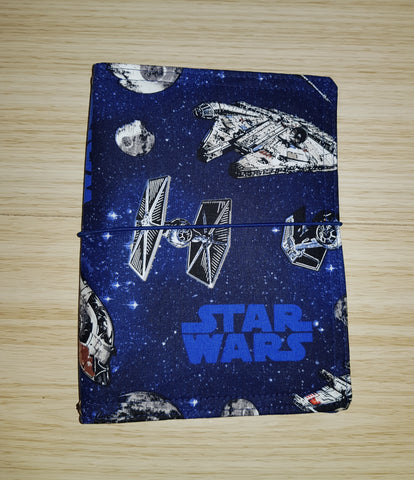 B6 NicDori Travellers Notebook Starter Pack - Star Wars Inspired