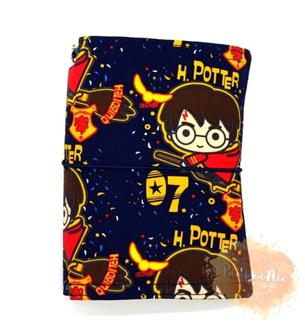 A6 NicDori Traveller's Notebook Starter Pack - H.Potter Quidditch 07