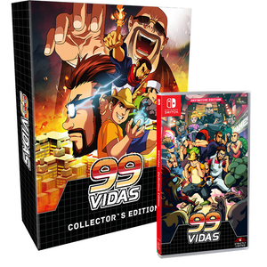 99Vidas - Definitive Collector's Edition (Nintendo Switch) - Preorder