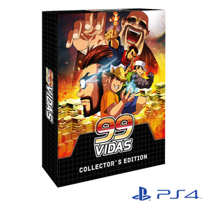 99Vidas Collector's Edition (PS4)
