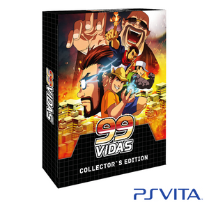 99Vidas Collector's Edition (PS Vita)