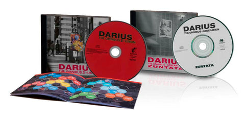 Darius Cozmic Collection International Collector's Edition (Nintendo Switch) PREORDER