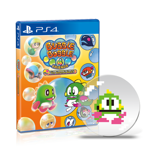 Bubble Bobble 4 Friends: The Baron is Back! (PS4) - Preorder