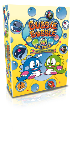 Bubble Bobble 4 Friends: The Baron is Back! Collector's Edition (PS4) - Preorder