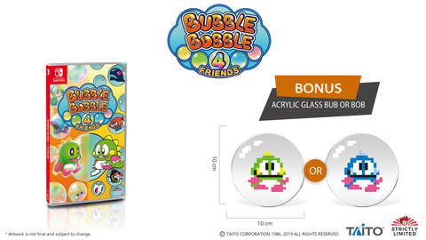 Bubble Bobble 4 Friends (Nintendo Switch) - Preorder