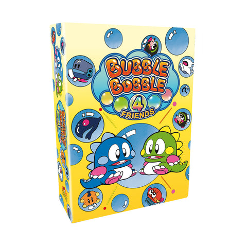 Bubble Bobble 4 Friends Collector's Edition (Nintendo Switch) - Preorder