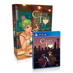 Coffee Talk Collector's Edition (PS4) - Preorder