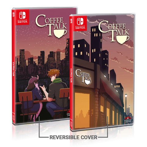 Coffee Talk (Nintendo Switch) - Preorder