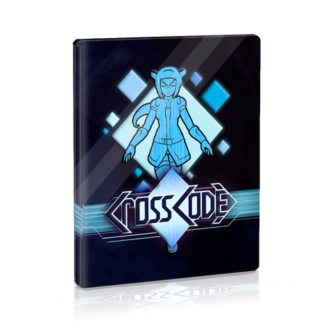 CrossCode SteelBook® Edition (PS4) - Preorder
