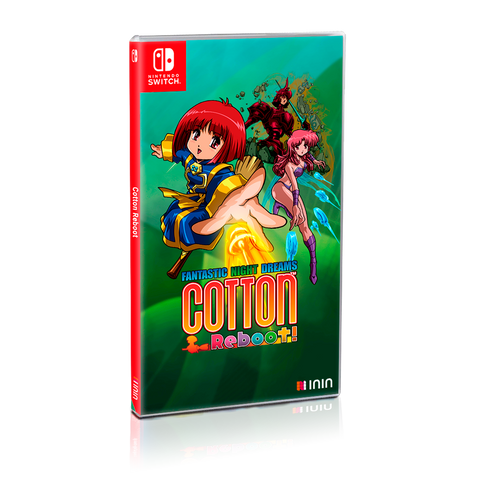 Cotton REBOOT! (NSW) - Preorder
