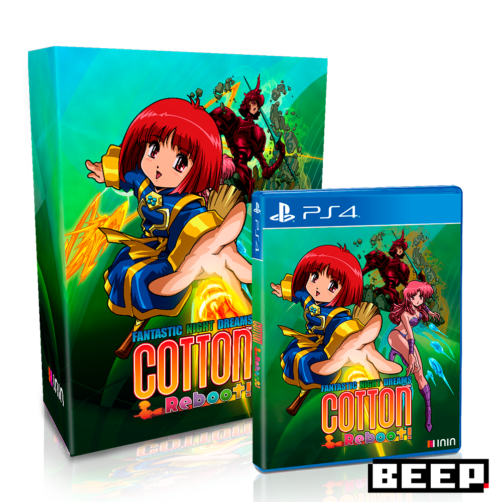 Cotton REBOOT! Collector's Edition (PS4) - Preorder
