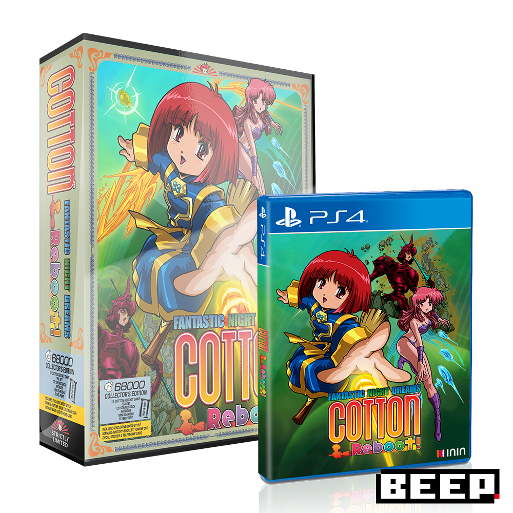 Cotton REBOOT! DX X68000 Edition (PS4) - Preorder