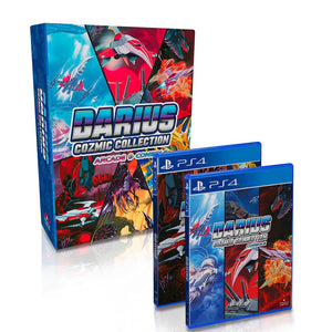 Darius Cozmic Collection International Collector's Edition (PS4) PREORDER