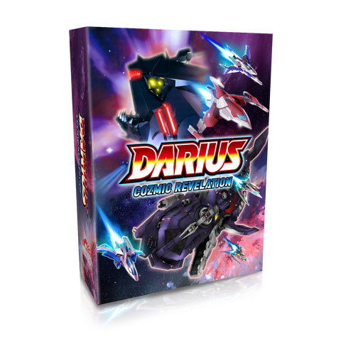 Darius Cozmic Revelation Collector's Edition (NSW) - Preorder