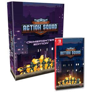Door Kickers: Action Squad Crimefighter Edition (Nintendo Switch) - Preorder