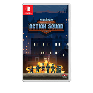 Door Kickers: Action Squad (Nintendo Switch) - Preorder