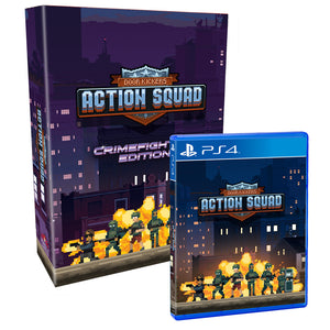 Door Kickers: Action Squad Crimefighter Edition (PS4) - Preorder