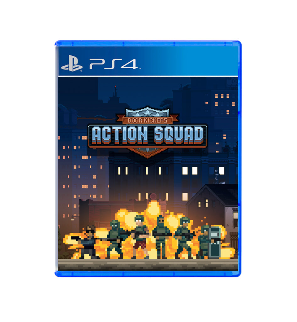 Door Kickers: Action Squad (PS4) - Preorder
