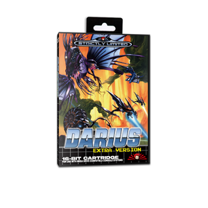 Darius Extra Version (Mega Drive Game) - Preorder