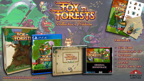 Fox N Forests Collector's Edition (PS4)