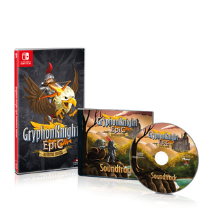 Gryphon Knight Epic: Definitive Edition Soundtrack Bundle (NSW) - Preorder