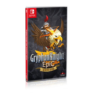 Gryphon Knight Epic: Definitive Edition (NSW) - Preorder