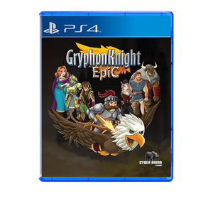 Gryphon Knight Epic PS4 Game