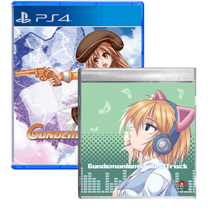 Gundemoniums Soundtrack Bundle (PS4)