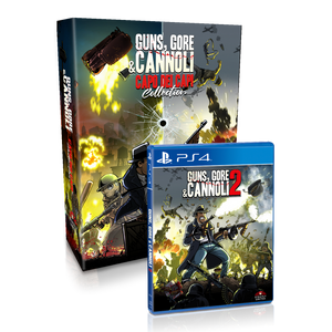 Guns, Gore & Cannoli Capo Dei Capi Fan Edition (PS4) - Preorder