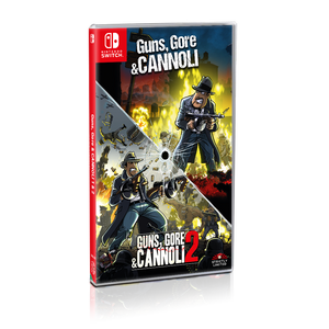 Guns, Gore & Cannoli 1 & 2 (Nintendo Switch) - Preorder