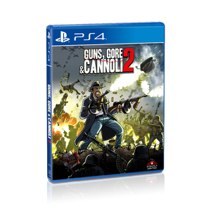 Guns, Gore & Cannoli 2 (PS4) - Preorder