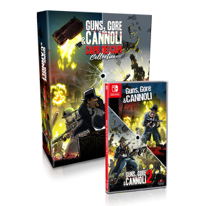 Guns, Gore & Cannoli Capo Dei Capi Edition (Nintendo Switch) - Preorder