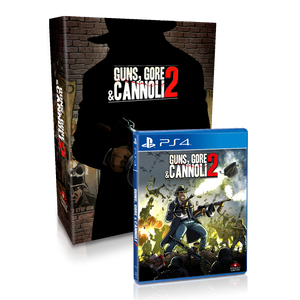 Guns, Gore & Cannoli 2 Collector's Edition (PS4) - Preorder