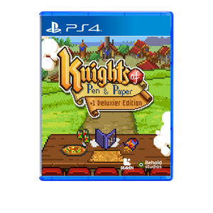 Knights of Pen & Paper (PS4)