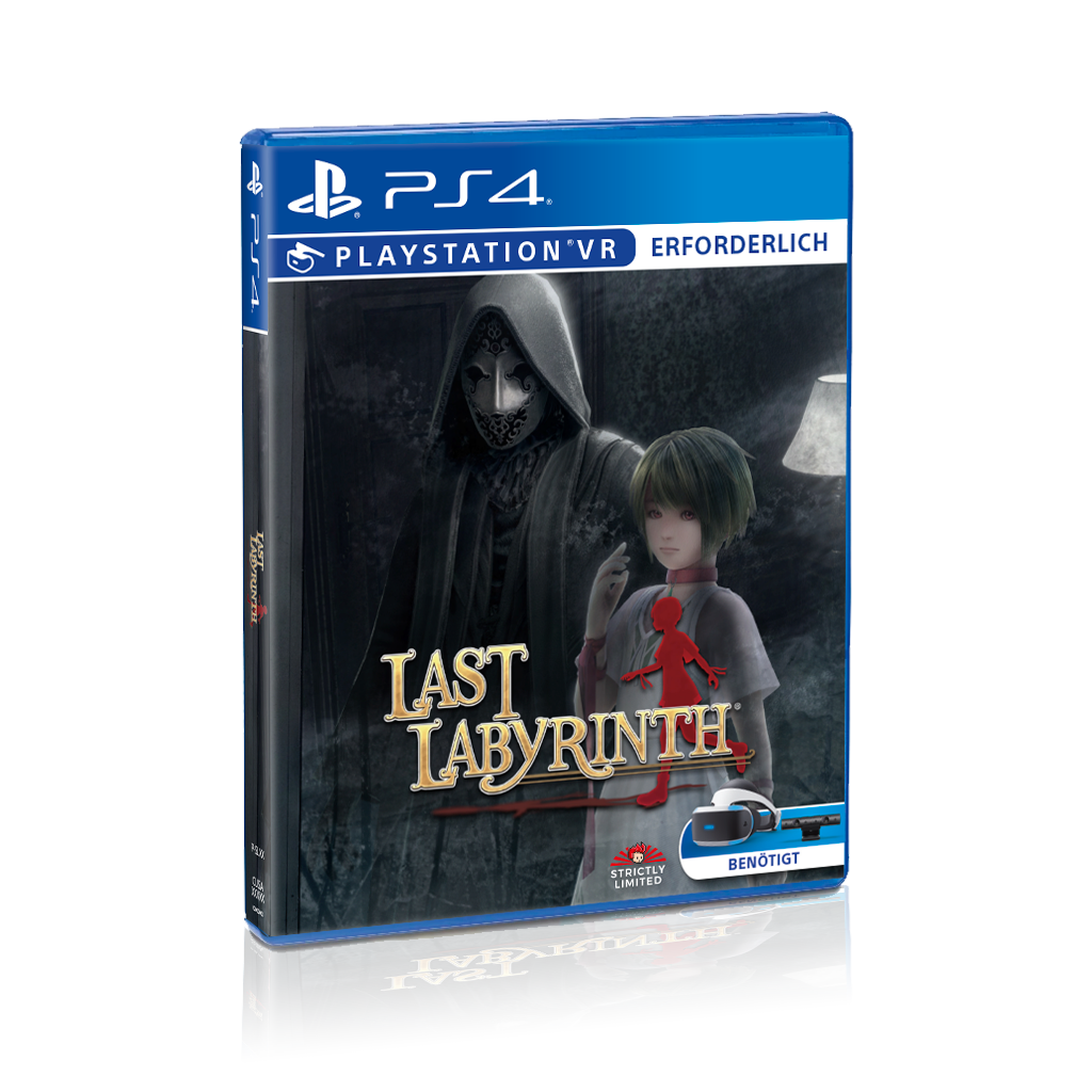 Last Labyrinth (PS4) - Preorder