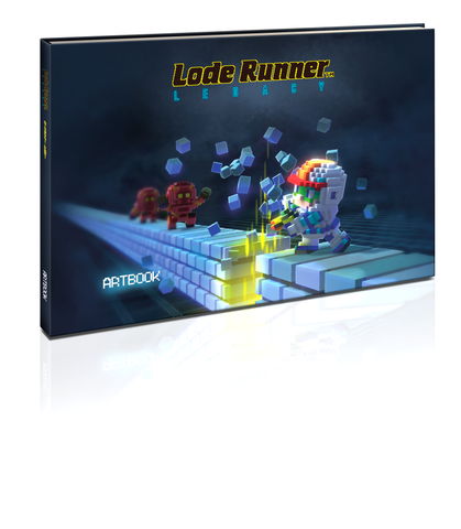 Lode Runner Legacy Collector's Edition (PS4) - Preorder