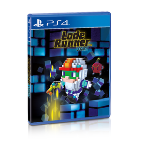 Lode Runner Legacy (PS4) - Preorder