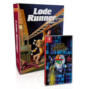 Lode Runner Legacy Collector's Edition (Nintendo Switch) - Preorder