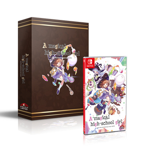 A Magical High-School Girl Collector's Edition (NSW) - Preorder