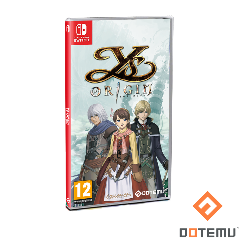 Ys Origin Limited Edition (NSW) - Preorder