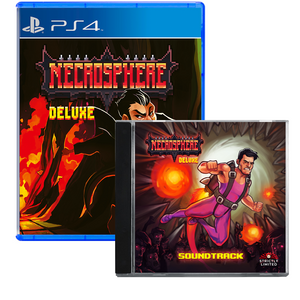 Necrosphere Deluxe Soundtrack Bundle (PS4)