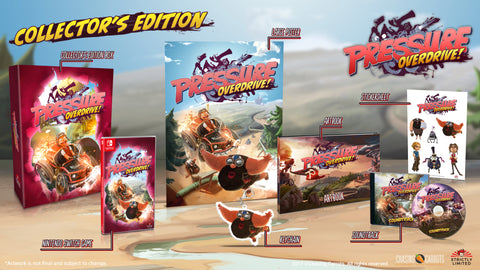 Pressure Overdrive Collector's Edition (NSW) - Preorder
