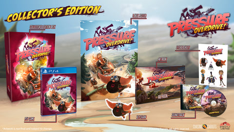 Pressure Overdrive Collector's Edition (PS4) - Preorder
