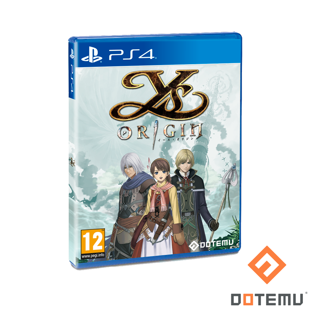 Ys Origin Limited Edition (PS4) - Preorder