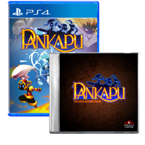 Pankapu Double-CD Soundtrack Bundle (PS4)