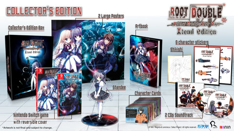 Root Double Collector's Edition (NSW) - Preorder